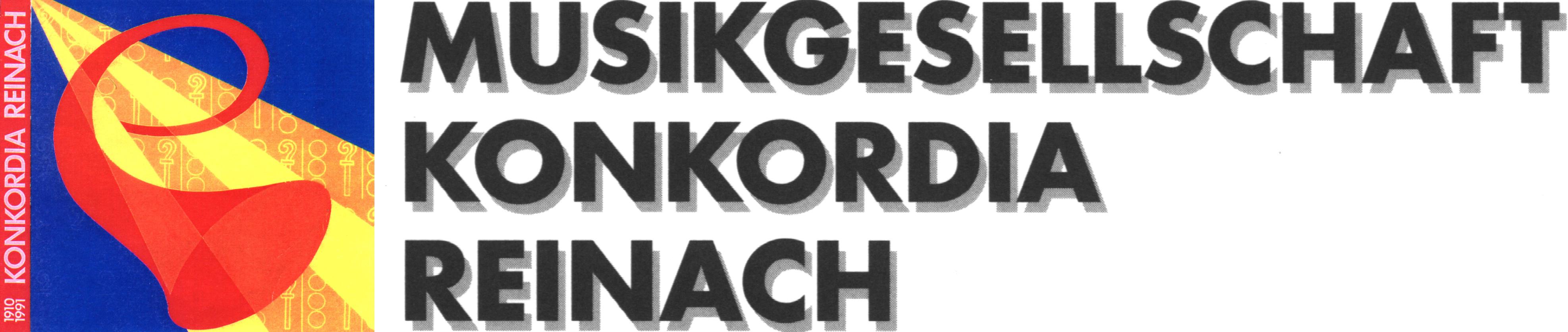 Musikgesellschaft Konkordia Reinach BL